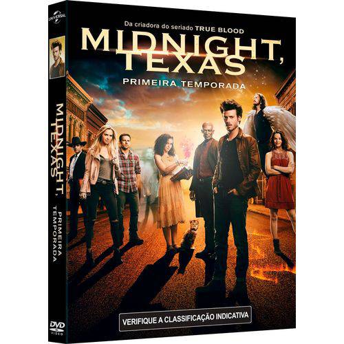 DVD Midnight Texas - 1ª Temporada - 3 Discos