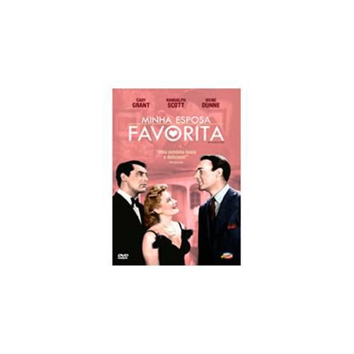 DVD - Minha Esposa Favorita