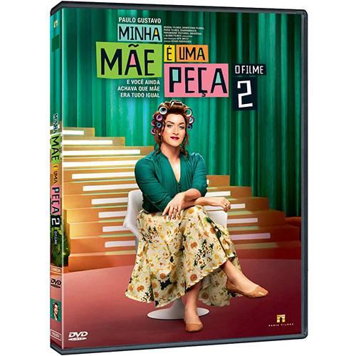 DVD Minha Mãe é uma Peça 2