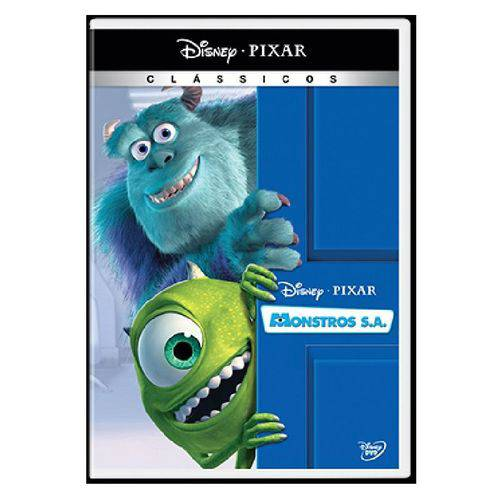 DVD Monstros S.A.