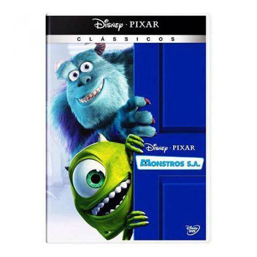 DVD Monstros S.A