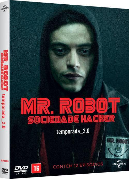 Dvd - Mr. Robot - 2ª Temporada