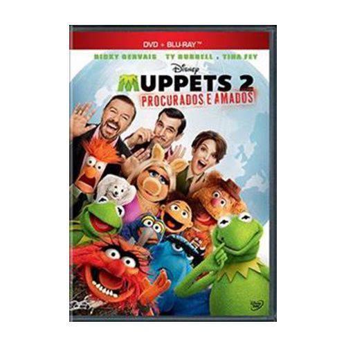 DVD Muppets 2 - Disney