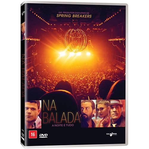DVD - na Balada