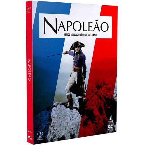 DVD Napoleão - Digipack com 2 Dvd's