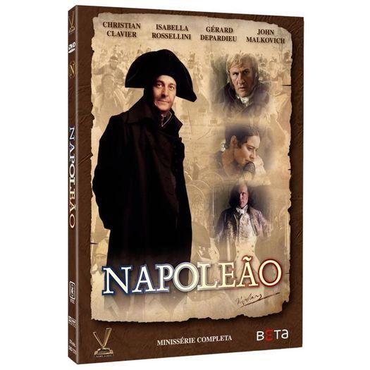 DVD Napoleão