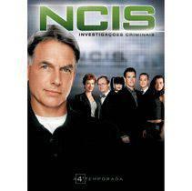 DVD NCIS 4ª Temporada (6 DVDs)