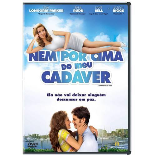 DVD Nem por Cima do Meu Cadáver