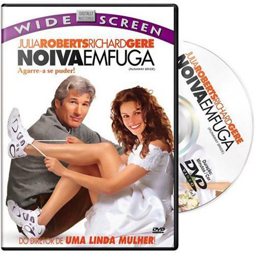 DVD Noiva em Fuga