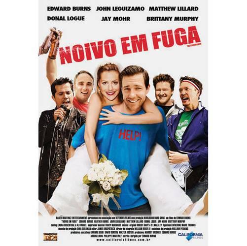 DVD Noivo em Fuga