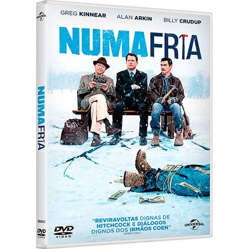 DVD - Numa Fria