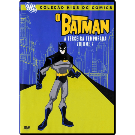 DVD o Batman - a 3ª Temporada Vol. 2