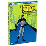 DVD o Batman 3ª Temporada - Vol. 2