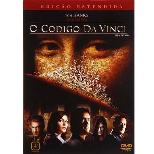 Dvd - o Código da Vinci