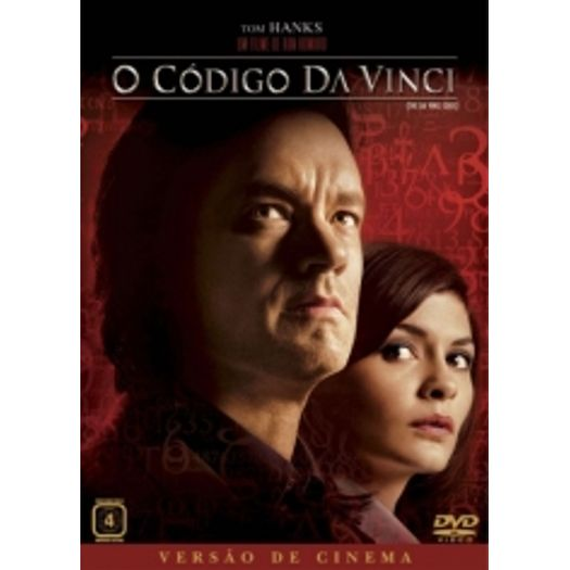 DVD o Código da Vinci