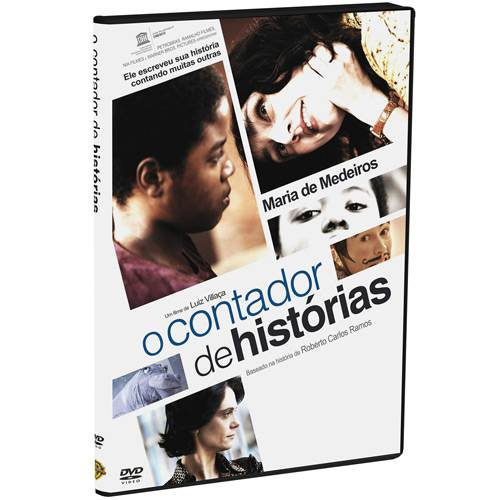DVD o Contador de Histórias