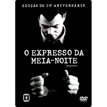 DVD o Expresso da Meia - Noite