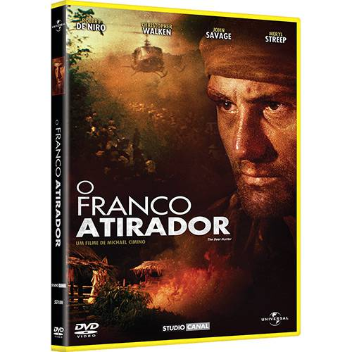 DVD o Franco Atirador