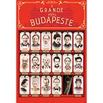 DVD - o Grande Hotel Budapeste