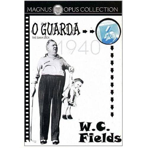 DVD o Guarda - W.C. Fields
