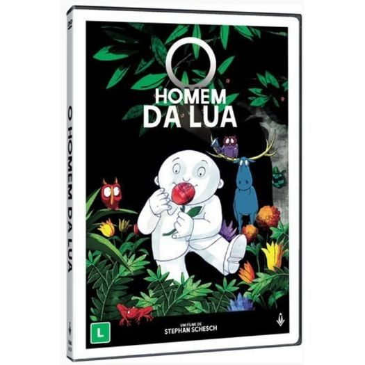 DVD o Homem da Lua