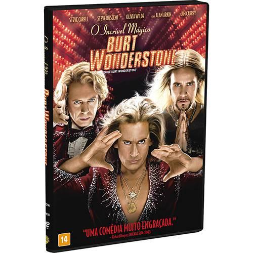 DVD - o Incrível Mágico Burt Wonderstone