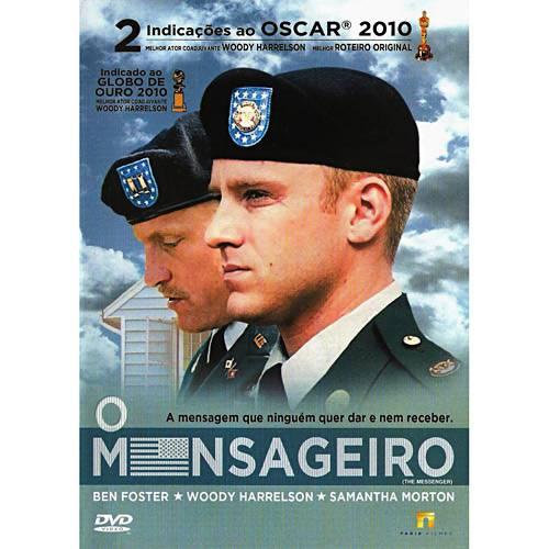 DVD o Mensageiro