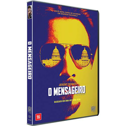 DVD - o Mensageiro