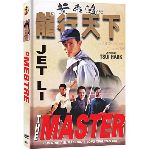 DVD o Mestre