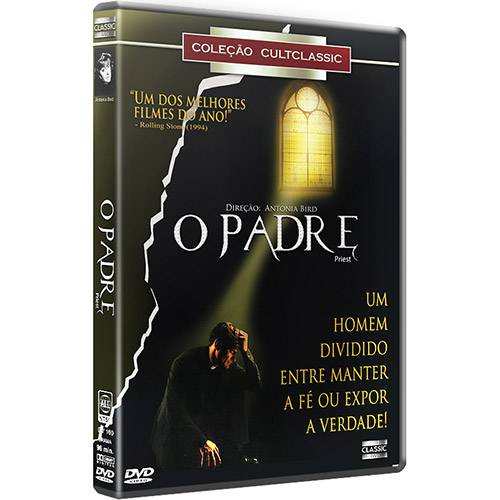 DVD - o Padre
