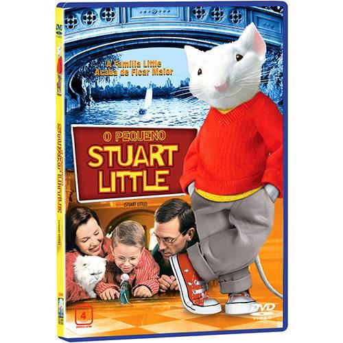 DVD o Pequeno Stuart Little