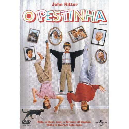 DVD - o Pestinha