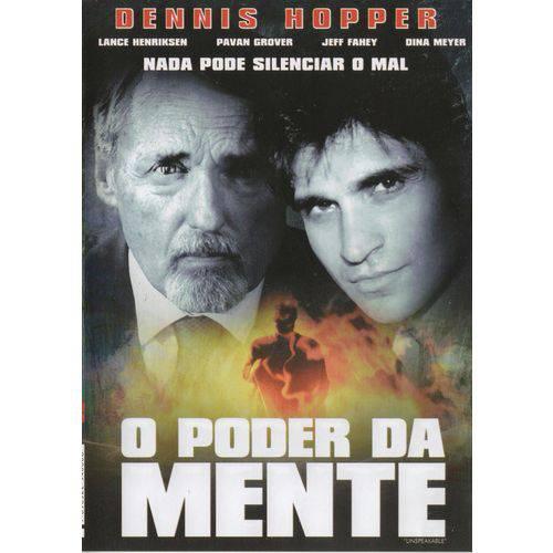 DVD o Poder da Mente - Dennis Hopper