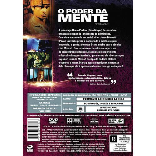 DVD o Poder da Mente