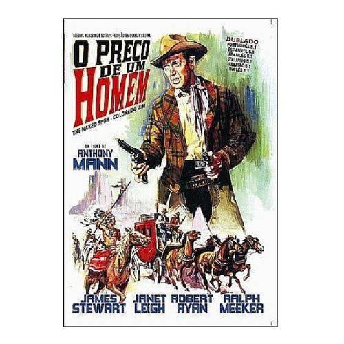 DVD o Preço de um Homem - Anthony Mann