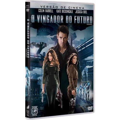 DVD o Vingador do Futuro