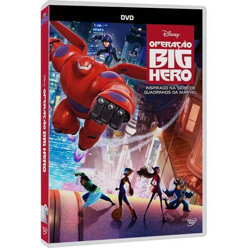 DVD Operação Big Hero