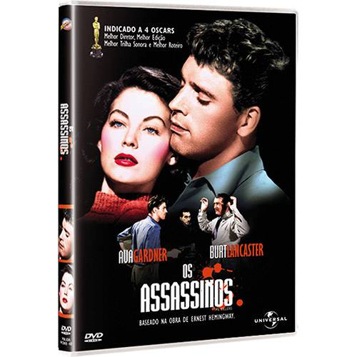 DVD - os Assassinos 1946