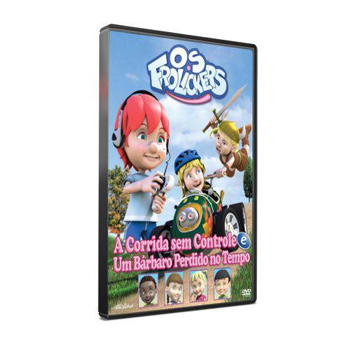 DVD os Frolickers