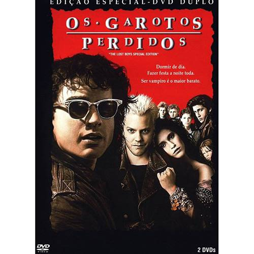 DVD os Garotos Perdidos