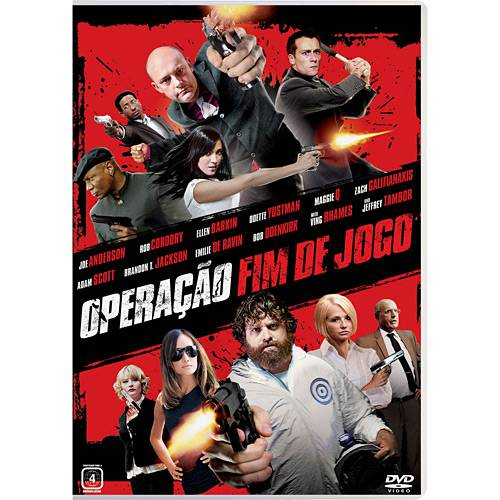 DVD os Outros Caras