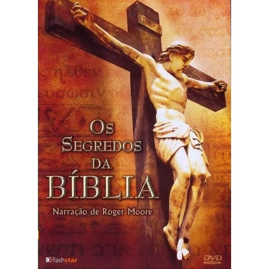 DVD os Segredos da Bíblia