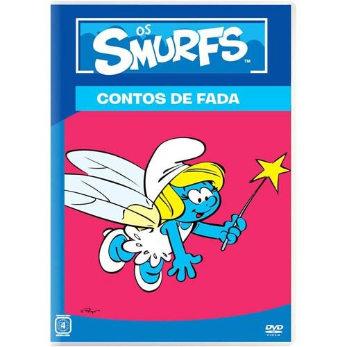 DVD os Smurfs - Contos de Fadas