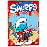 DVD - os Smurfs - Música