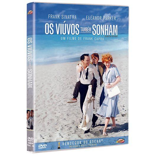 DVD os Viúvos Também Sonha