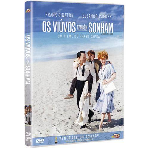 Dvd os Viúvos Também Sonham - Frank Sinatra