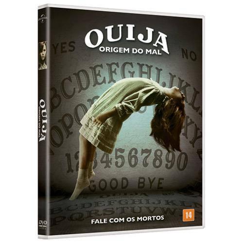 Dvd - Ouija: Origem do Mal
