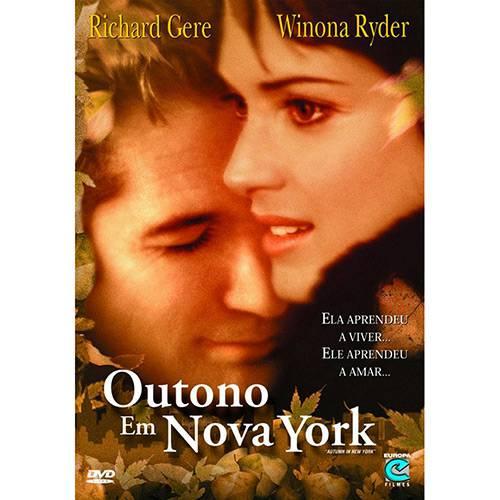 DVD Outono em Nova York