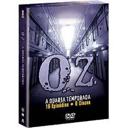 DVD Oz 4ª Temporada (6 DVDs)