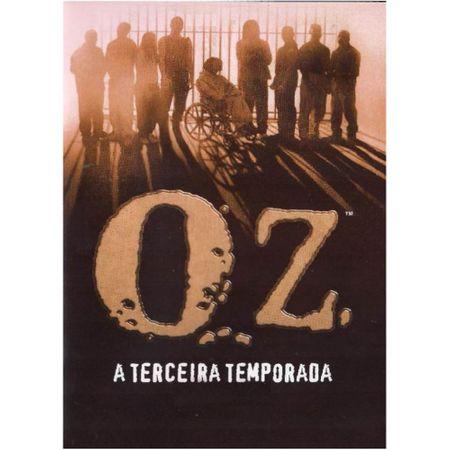 DVD OZ - a 3ª Temporada Completa